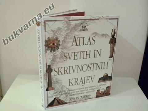 Atlas svetih in skrivnostnih krajev