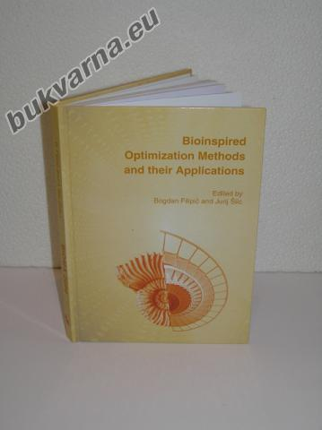 Bioinspired Optimization Methods and their Applications - BIOMA 2008