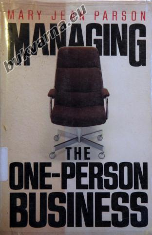 Managing The One Person Business