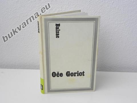 Oče Goriot