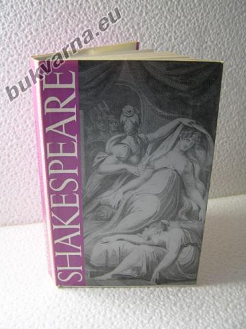 Antonij in Kleopatra Koriolan Timon Atenski