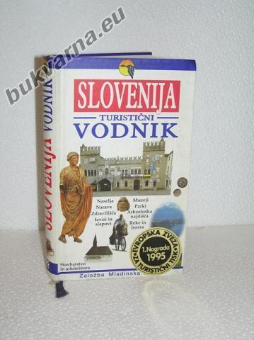 Slovenija, Turistični vodnik