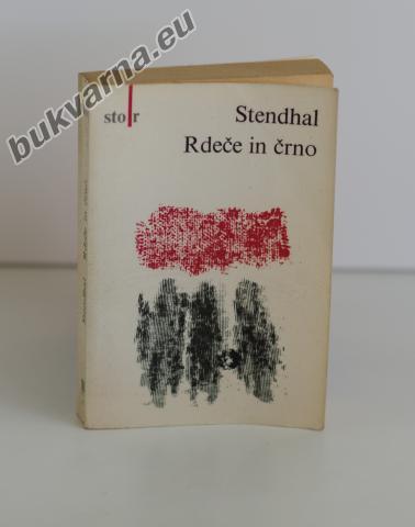 Rdeče in črno (1. knjiga)