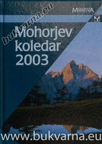 Mohorjev koledar 2003