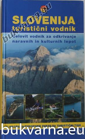 Slovenija turistični vodnik