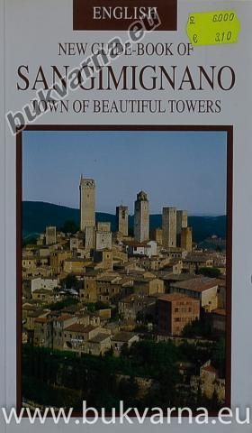 San Gimignano guide book