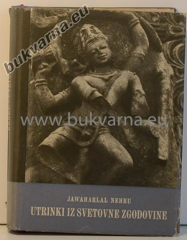 Utrinki iz svetovne zgodovine 1.knjiga
