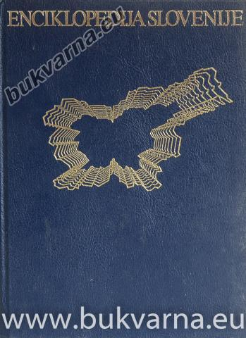 Enciklopedija Slovenije 8 Nos - Pli