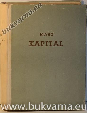 Marx Kapital III