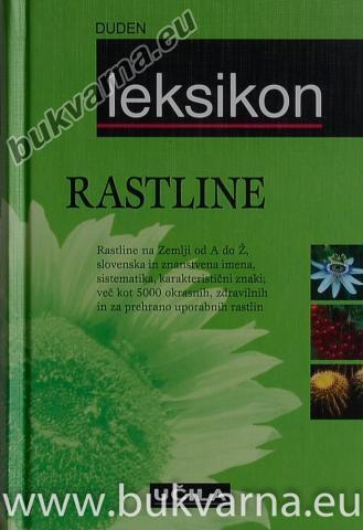 Duden leksikon Rastline