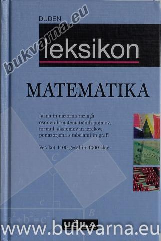 Duden leksikon Matematika