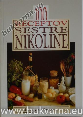 100 receptov sestre Nikoline druga knjiga