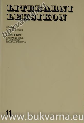 Literarni leksikon