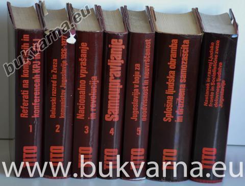 Josip Broz Tito (7 knjig)