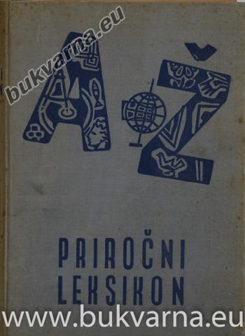 Priročni leksikon od A do Ž