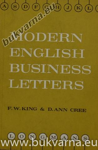 Modern English Business Letters