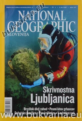 National Geographic Januar 2007 št.1