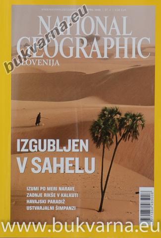 National Geographic April 2008 št.4
