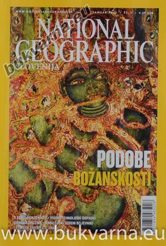 National Geographic Januar 2008 št.1