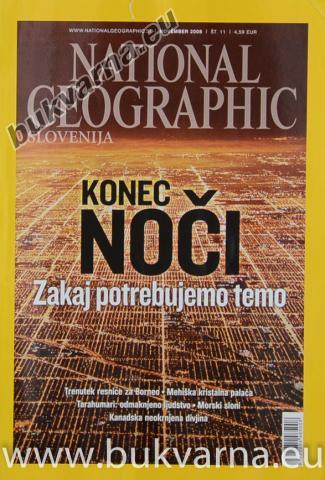 National Geographic November 2008 št.11