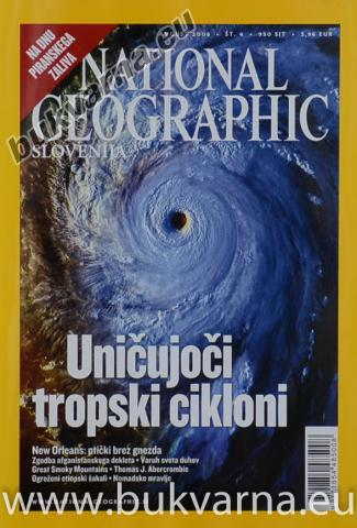 National Geographic Avgust 2006 št.4
