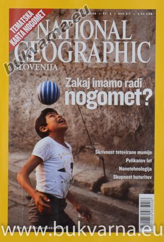 National Geographic Junij 2006 št.2