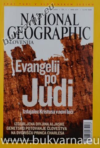 National Geographic Maj 2006 št.1