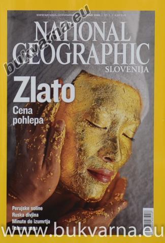 National Geographic Januar 2009 št.1