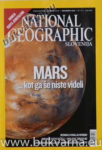 National Geographic December 2008 št.12