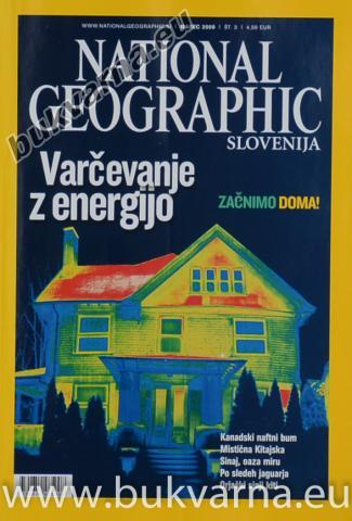 National Geographic Marec 2009 št.3