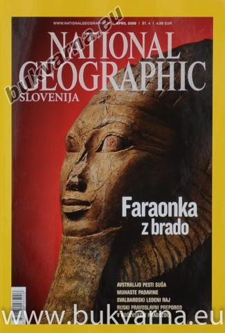 National Geographic April 2009 št.4