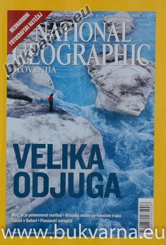 National Geographic Junij 2007 št.6