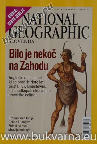 National Geographic Maj 2007 št.5