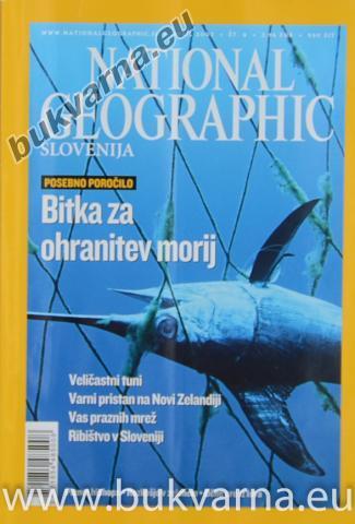 National Geographic April 2007 št.4