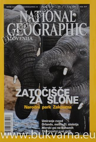 National Geographic Marecr 2007 št.3