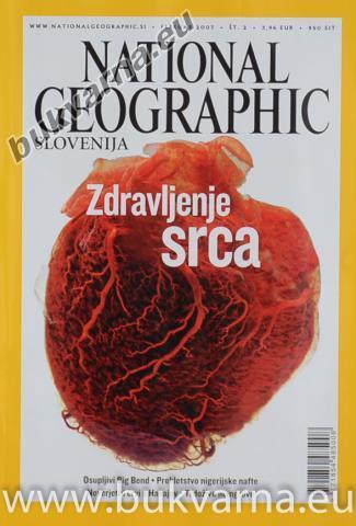 National Geographic Februar 2007 št.2