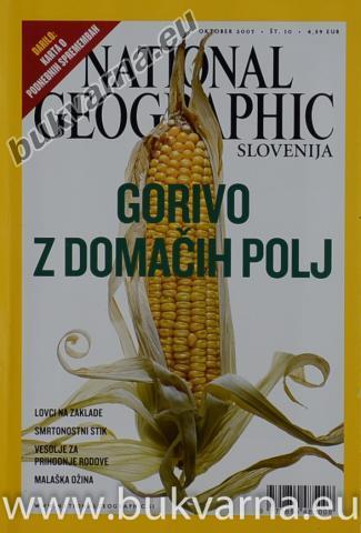 National Geographic Oktober 2007 št.10