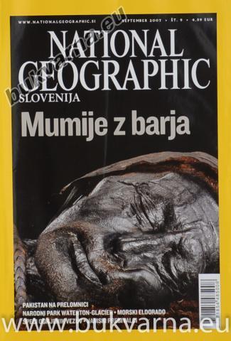 National Geographic September 2007 št.9