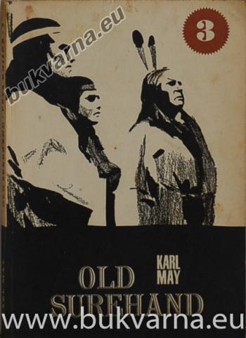 Old Surehand  3 1.knjiga 3.zvezek
