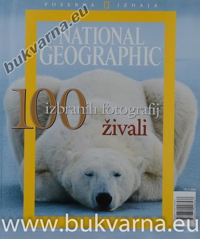 National Geographic 100 izbranih živali