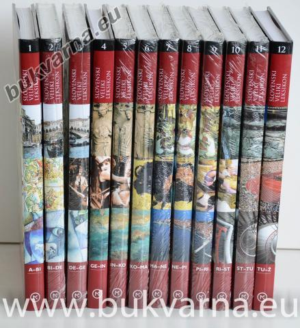 Slovenski veliki leksikon 1-12