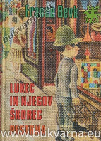 Lukec in njegov škorec