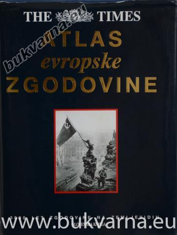 The Times Atlas evropske zgodovine
