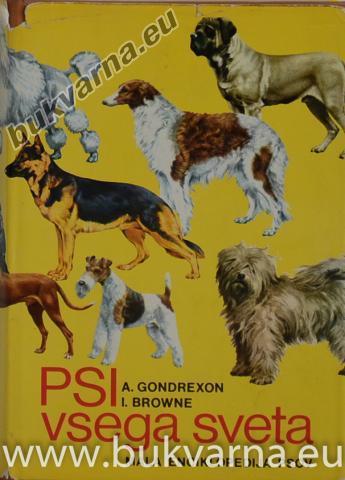 Psi vsega sveta mala enciklopedija psov