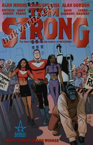 Tom Strong Book 1