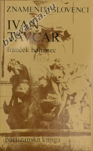 Znameniti Slovenci Ivan Tavčar