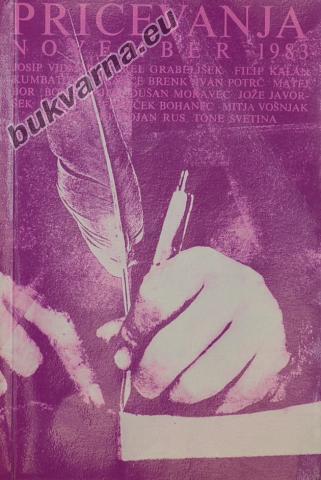 Pričevanja November 1983