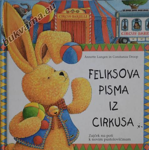 Feliksova pisma iz cirkusa