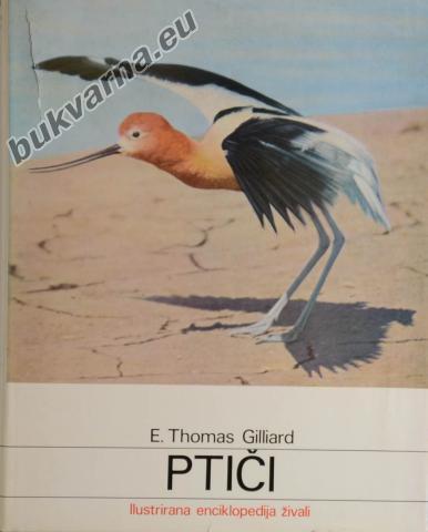 Ptiči ilustrirana enciklopedija živali