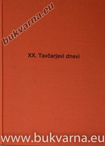 XX. Tavčarjevi dnevi